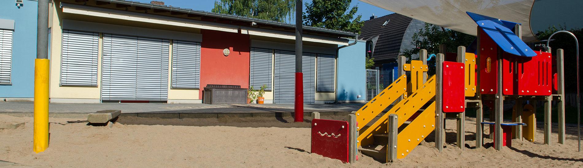 Carrusel-Slider-Spielplatz